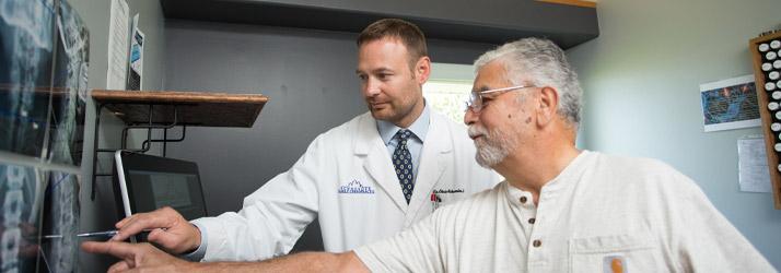 Chiropractor Hutchinson KS Chris Schroeder