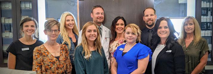 Chiropractic Hutchinson KS Staff